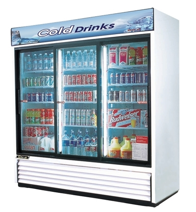 Turbo Air Tgm 69r Commercial Cooler 69 Cuft Merchandiser 3