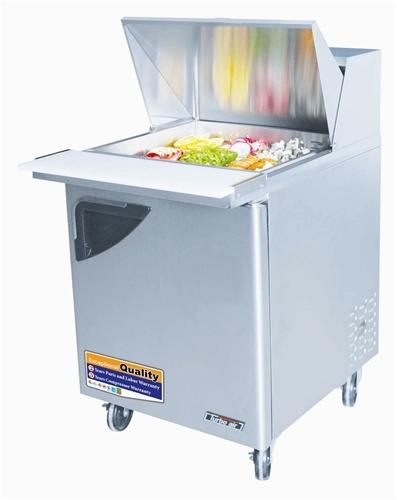 Turbo Air Tst 28sd 12 28in Mega Top Sandwich Prep Cooler